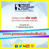 Profile for Presses Nationales d'Haiti