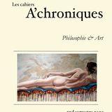 Profile for ÉDITIONS A-CHRONIQUES