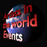 Profile for Artists in the World Events