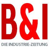 Profile for B&I Die Industrie-Zeitung | Betriebstechnik und Instandhaltung