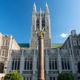 Profile for Boston College