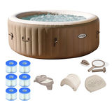 Best Portable Inflatable Hot Tub