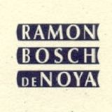 Biblioteca Ramon Bosch de Noya