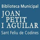 Biblioteca  joan petit aguilar