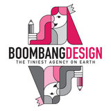 Boombang  Design, The tiniest agency on Earth
