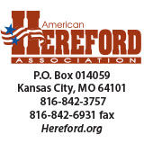 Profile for American Hereford Association and Hereford World