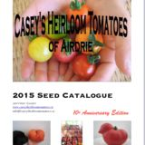 Profile for Casey's Heirloom Tomatoes of Airdrie