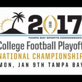 CFP National Championship 2017