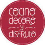 Profile for Cocino, decoro y disfruto