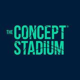 the Concept Stadium