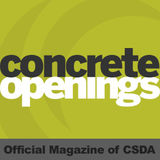 Concrete Openings Archive