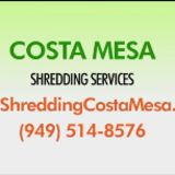 Profile for Costa Mesa Shredding Services