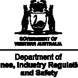 Profile for Department of Mines, Industry Regulation and Safety