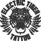 Electric Tiger Tattoo