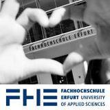 Profile for Fachhochschule Erfurt