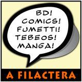 Profile for Filactera Banda Desenhada