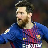 Profile for Lionel Messi