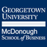 Profile for Georgetown University McDonough School of Business