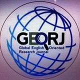 Global English-Oriented Research Journal (GEORJ)