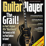 Profile for Guitar Player Magazine - BLACK BEAUTY