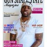 Profile for Gunshapedstate HiphopMagazine