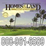 Homes & Land Hawaii, the Big Island