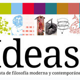 Profile for Ideas, revista de filosofia moderna y contemporanea
