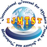 IJMTST-International Journal for Modern Trends in Science and Technology (ISSN:2455-3778)