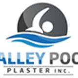 Valley pool plaster