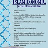 Islamiconomic: Jurnal Ekonomi Islam