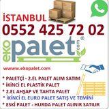 Profile for İstanbul İkinci El Palet Alanlar 0552 425 72 02