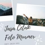 Profile for 0811 2829 002 | Jasa Cetak Foto Murmer