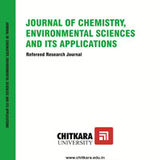 Journal of Chemistry, Environmental Sciences and its Applications