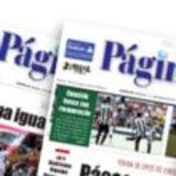 Página Um Jornal