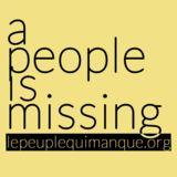 Profile for le peuple qui manque