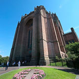 Profile for Liverpool Cathedral