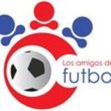 LOS AMIGOS DEL FUTBOL THE FRIENDS OF THE FOOTBALL