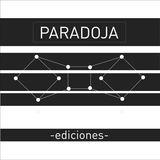 Profile for Paradoja Ediciones