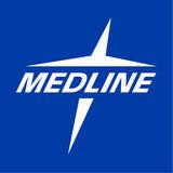 "CRI1008 Damaged box Medline Polypropylene Bouffant Pink Cap 24/"" Box of 100"