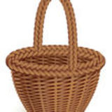 Mi cesta de mimbre