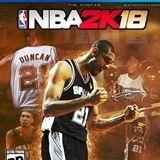 NBA2k18LockerCodes
