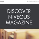 Profile for Niveous Magazine