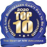 Profile for Best of Northwest Arkansas, Top 10