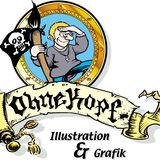 Ohnekopf - Illustration & Grafik