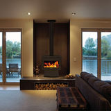Profile for outdoor and heating