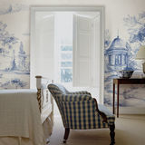 Painted Wallpaper Murals