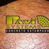 Pavi-Systems Concreto Estampado