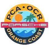 Porsche Club of America - Orange Coast Region