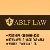 Profile for Personal Injury Lawyer Whitby