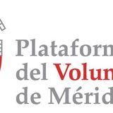 Profile for PLATAFORMA DEL VOLUNTARIADO DE MÉRIDA